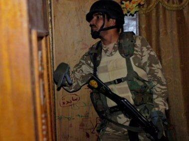Iraqi Army 1st Sgt
