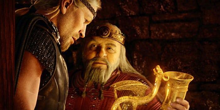 movie review retro viking