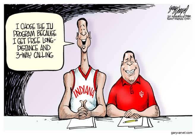 Editorial Cartoons by Gary Varvel - gv20071101cd - 01 November 2007