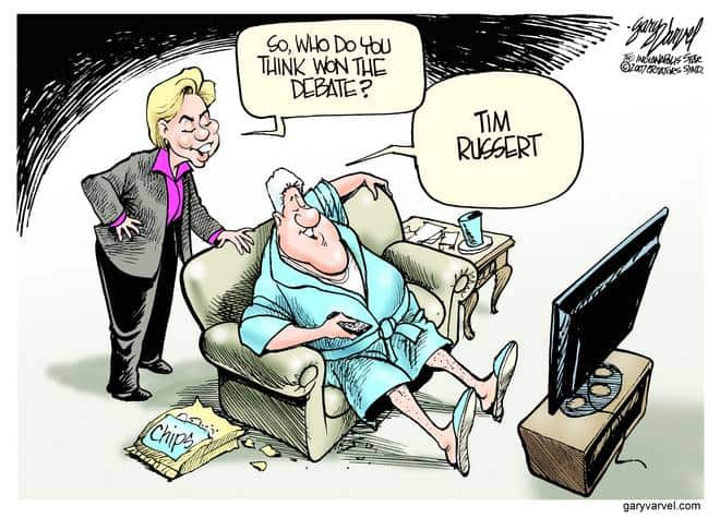 Editorial Cartoons by Gary Varvel - gv20071105cd - 05 November 2007