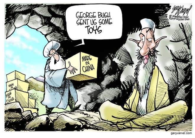 Editorial Cartoons by Gary Varvel - gv20071112cd - 12 November 2007