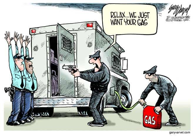 Editorial Cartoons by Gary Varvel - gv20071115cd - 15 November 2007