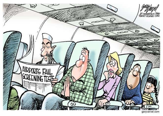 Editorial Cartoons by Gary Varvel - gv20071116cd - 16 November 2007