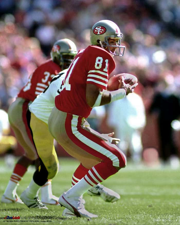 RUSS FRANCIS, San Francisco 49er Super Bowl Champ