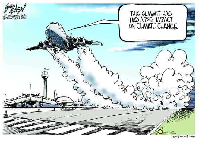 Editorial Cartoons by Gary Varvel - gv20071212cd - 12 December 2007
