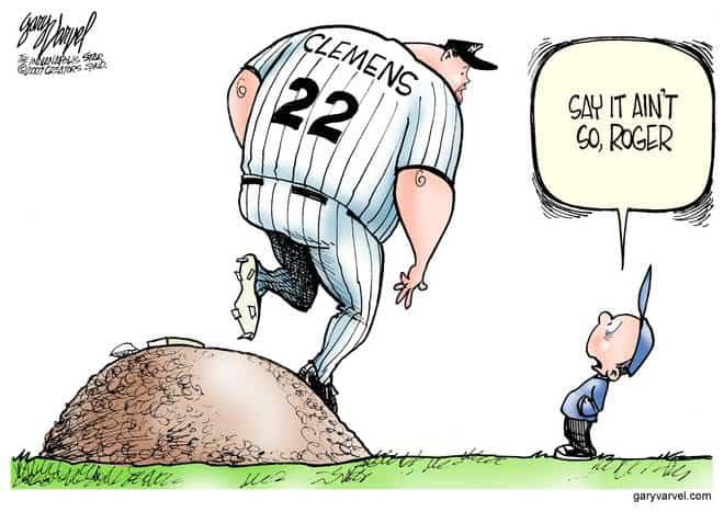 Editorial Cartoons by Gary Varvel - gv20071217cd - 17 December 2007