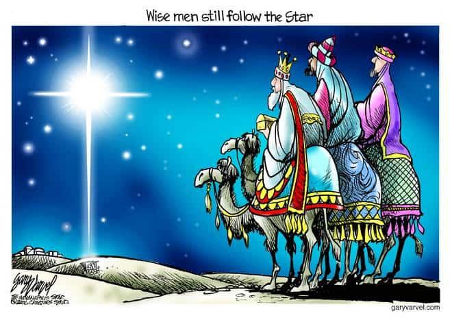 Editorial Cartoons by Gary Varvel - gv20071218cd - 18 December 2007