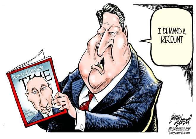 Editorial Cartoons by Gary Varvel - gv20071220cd - 20 December 2007