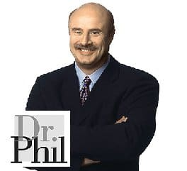 Dr Phil. image by Bistro MD.