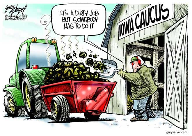 Editorial Cartoons by Gary Varvel - gv20080103cd - 03 January 2008