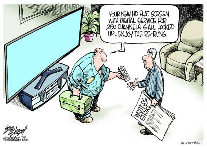 Editorial Cartoons by Gary Varvel - gv20080104cd - 04 January 2008
