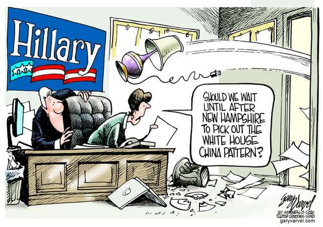 Editorial Cartoons by Gary Varvel - gv20080107cd - 07 January 2008
