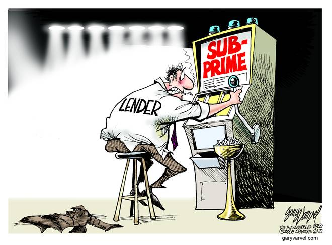 Editorial Cartoons by Gary Varvel - gv20080117cd - 17 January 2008