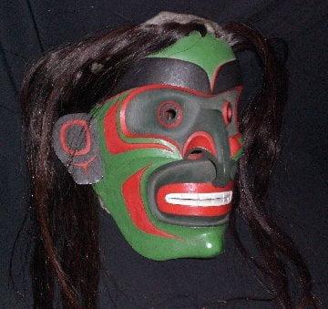 Hunt Wildman mask