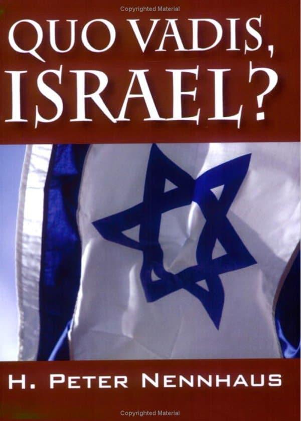 quo vadis israel.