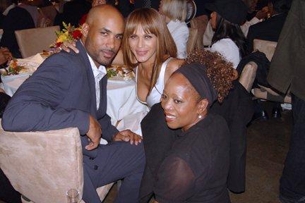 Boris Kodjoe, Nicole Ari Parker and Alfre Woodard.