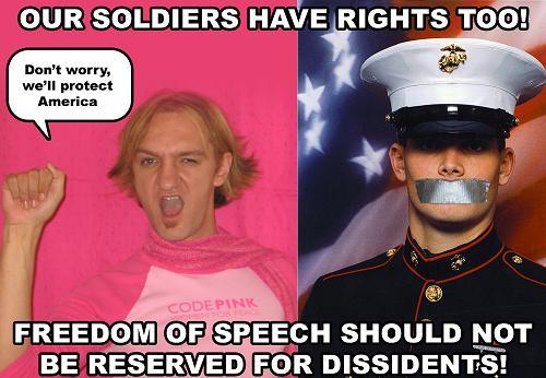 Code pink protectors
