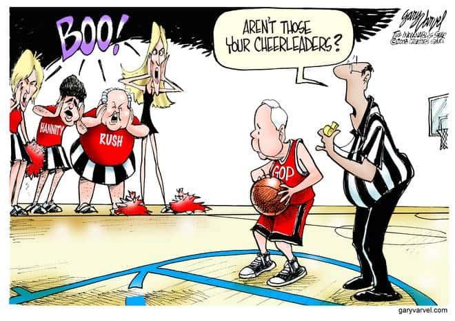 Editorial Cartoons by Gary Varvel - gv20080213cd - 13 February 2008