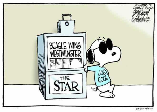 Editorial Cartoons by Gary Varvel - gv20080214acd - 14 February 2008