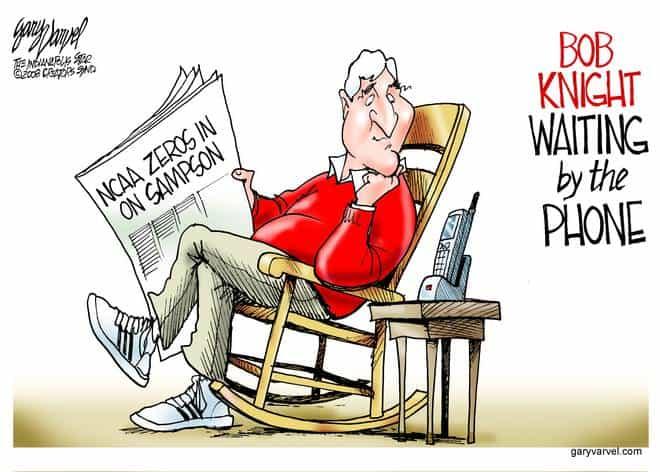 Editorial Cartoons by Gary Varvel - gv20080214bcd - 14 February 2008