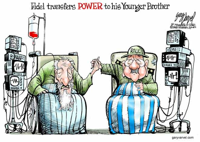 Editorial Cartoons by Gary Varvel - gv20080220cd - 20 February 2008