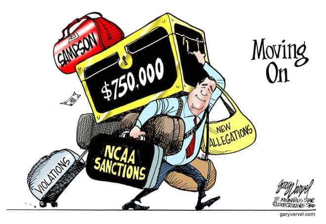 Editorial Cartoons by Gary Varvel - gv20080226cd - 26 February 2008