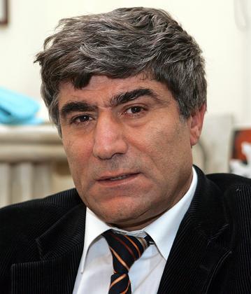 Hrant Dink, Agos editor