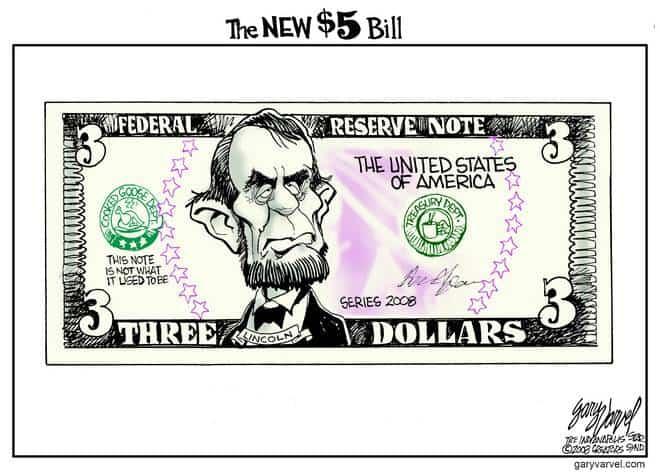 Editorial Cartoons by Gary Varvel - gv20080314cd - 14 March 2008