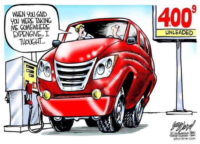 Editorial Cartoons by Gary Varvel - gv20080317bcd - 17 March 2008