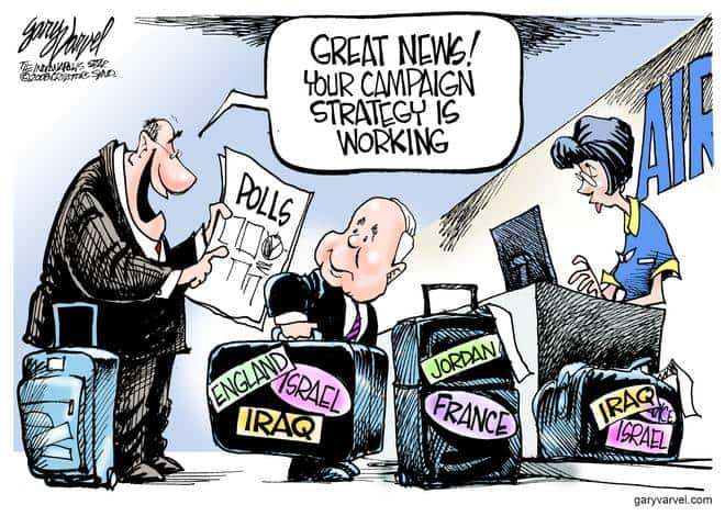 Editorial Cartoons by Gary Varvel - gv20080324cd - 24 March 2008