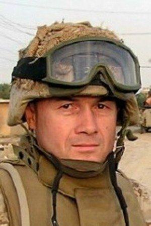 Lt. Col. Jeffrey Chessani, 19 year veteran of the US Marine Corps.