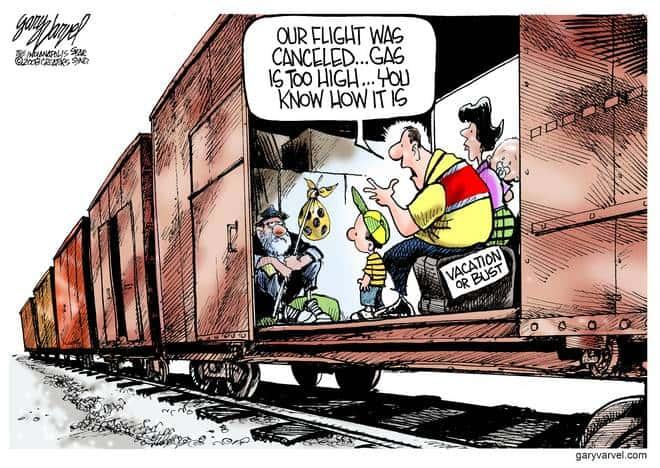 Editorial Cartoons by Gary Varvel - gv20080411cd - 11 April 2008