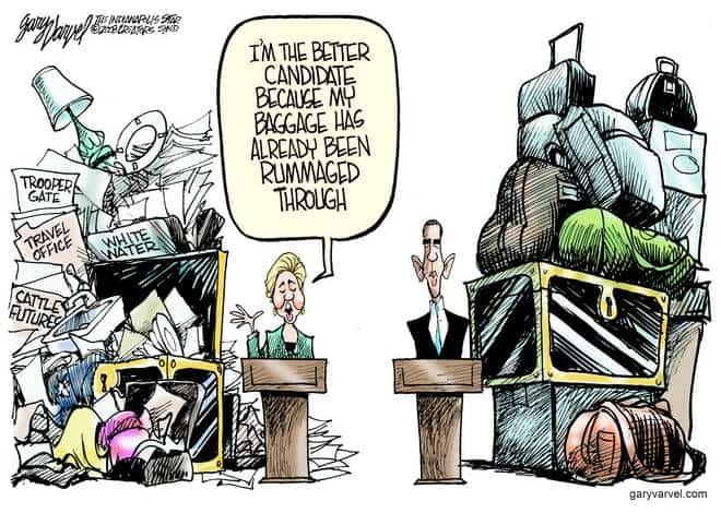 Editorial Cartoons by Gary Varvel - gv20080418cd - 18 April 2008