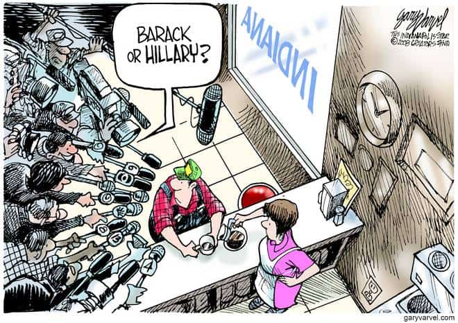 Editorial Cartoons by Gary Varvel - gv20080423cd - 23 April 2008