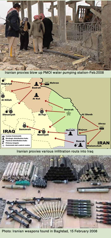 Iran interference