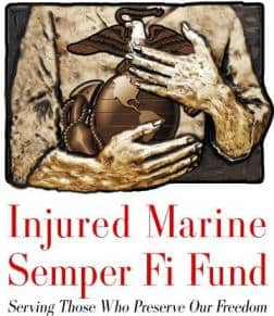 The Injured Marine Semper Fi Fund serves those who protect our freedom.