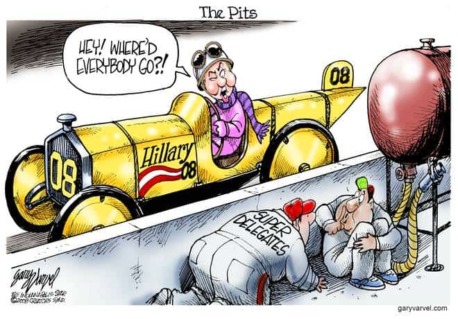 Editorial Cartoons by Gary Varvel - gv20080508cd - 08 May 2008