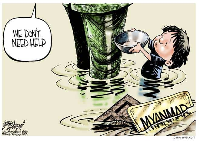 Editorial Cartoons by Gary Varvel - gv20080509cd - 09 May 2008