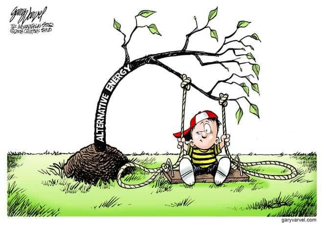 Editorial Cartoons by Gary Varvel - gv20080530cd - 30 May 2008