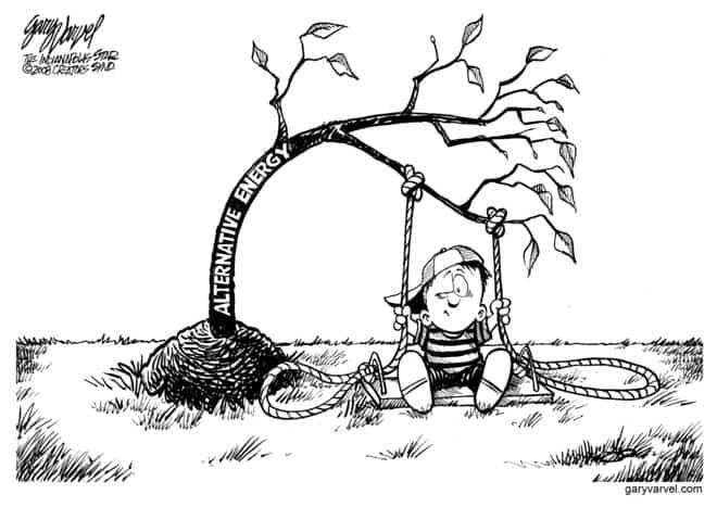 Editorial Cartoons by Gary Varvel - gv20080530d - 30 May 2008