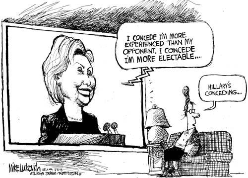Hillarys real speech.