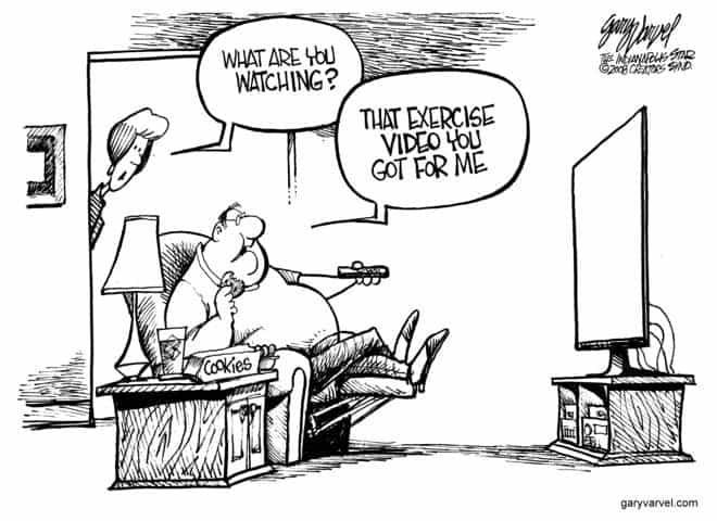 Editorial Cartoons by Gary Varvel - gv20080602ad - 02 June 2008
