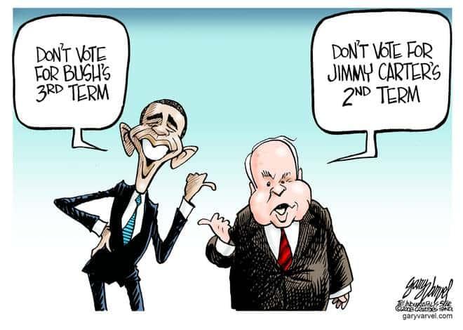 Editorial Cartoons by Gary Varvel - gv20080609cd - 09 June 2008