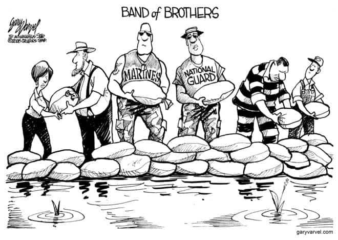 Editorial Cartoons by Gary Varvel - gv20080611d - 11 June 2008