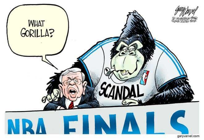 Editorial Cartoons by Gary Varvel - gv20080612cd - 12 June 2008