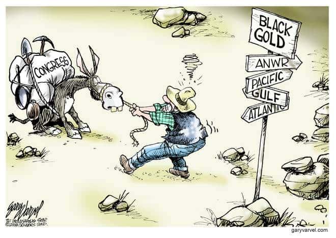 Editorial Cartoons by Gary Varvel - gv20080613cd - 13 June 2008