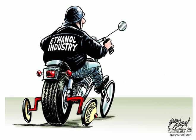 Editorial Cartoons by Gary Varvel - gv20080616ccd - 16 June 2008