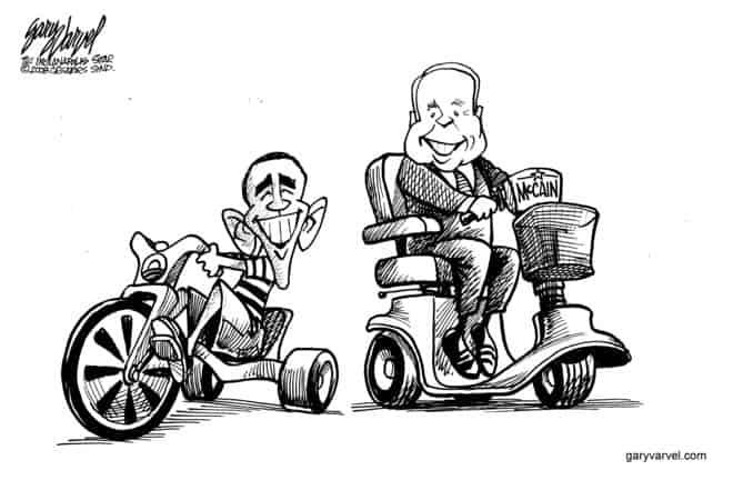 Editorial Cartoons by Gary Varvel - gv20080616dd - 16 June 2008