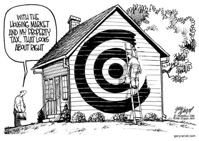 Editorial Cartoons by Gary Varvel - gv20080626d - 26 June 2008