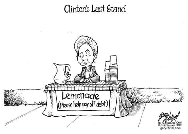 Editorial Cartoons by Gary Varvel - gv20080630ad - 30 June 2008